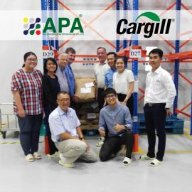 APA becomes the exclusive distributor of Empyreal 75 – Cargill USA in Vietnam