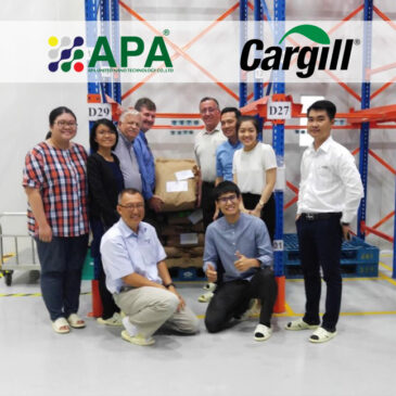 (English) APA becomes the exclusive distributor of Empyreal 75 – Cargill USA in Vietnam