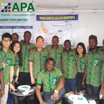 APA in the 6th African Veterinary Association