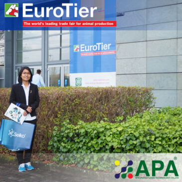 APA visited EuroTier 2016 – Hannover, Germany