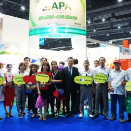 APA's success in VIV Asia 2017 – BITEC Bangkok