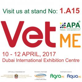 APA invite you to VetME 2017 – Dubai World Trade Center