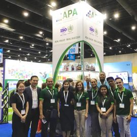 APA – The tremendous pride of manufacturing Veterinary and Aquatic products in Vietnam at VIV ASIA 2019 – Bangkok, Thailand