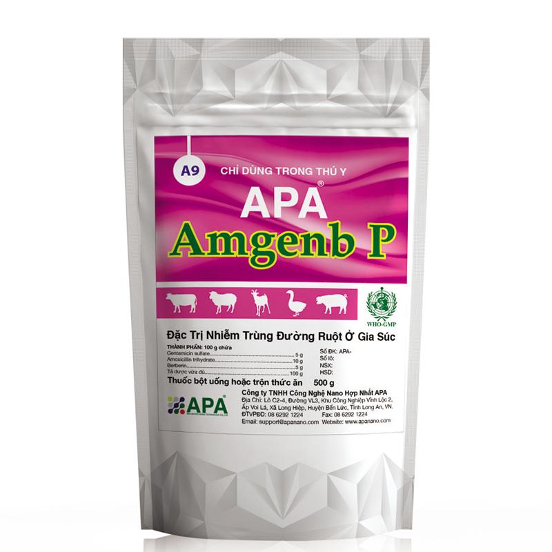 APA Amgenb P