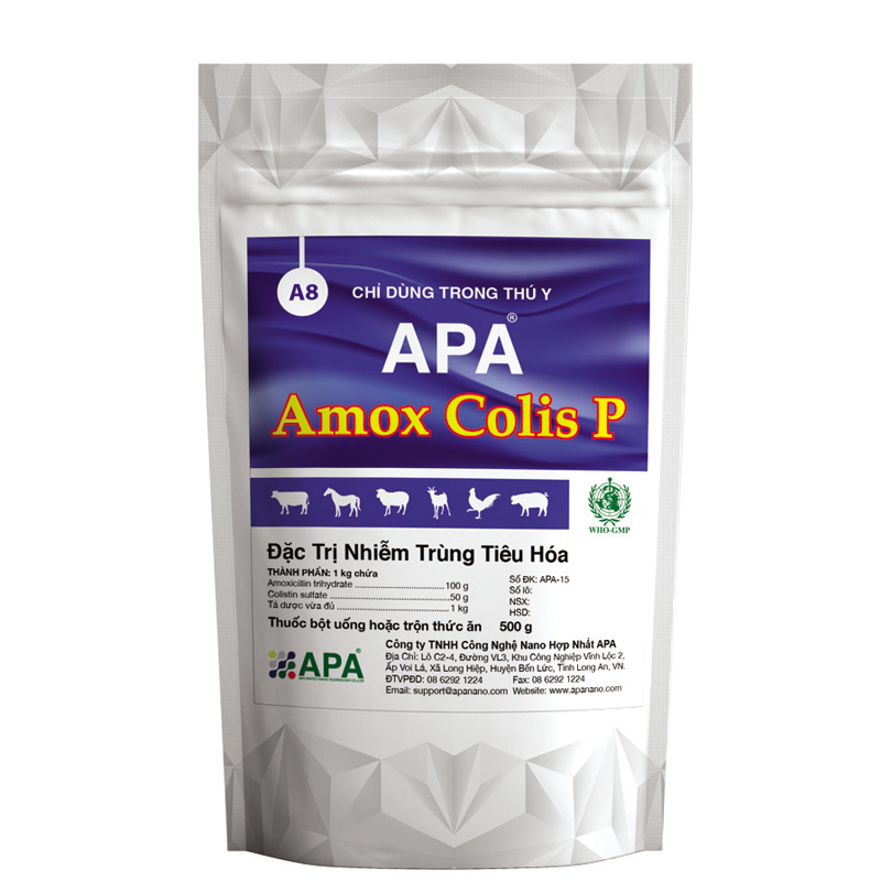 APA AMOX COLIS P