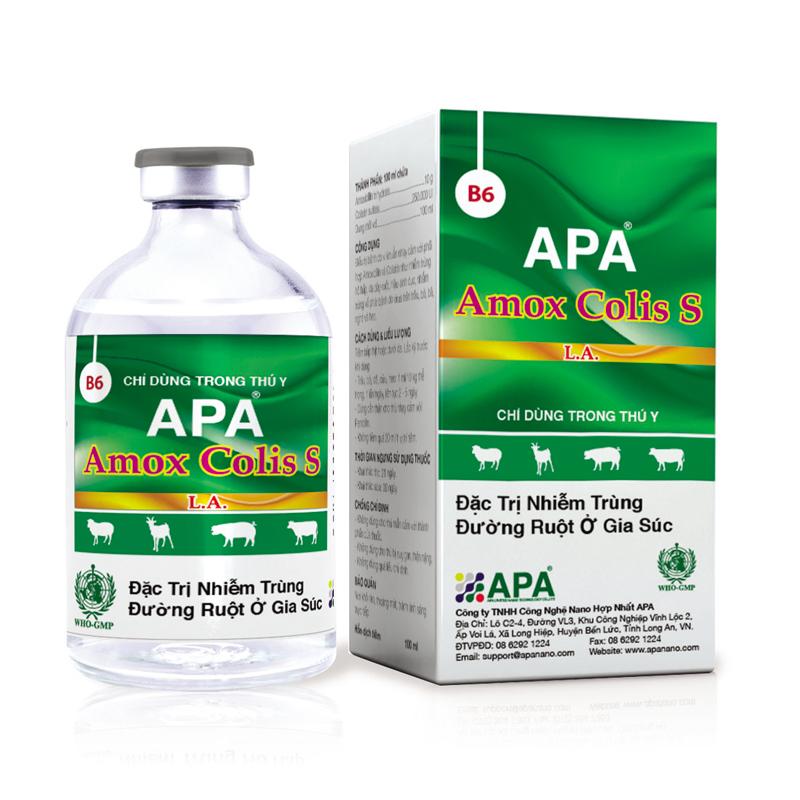 APA Amox Colis S