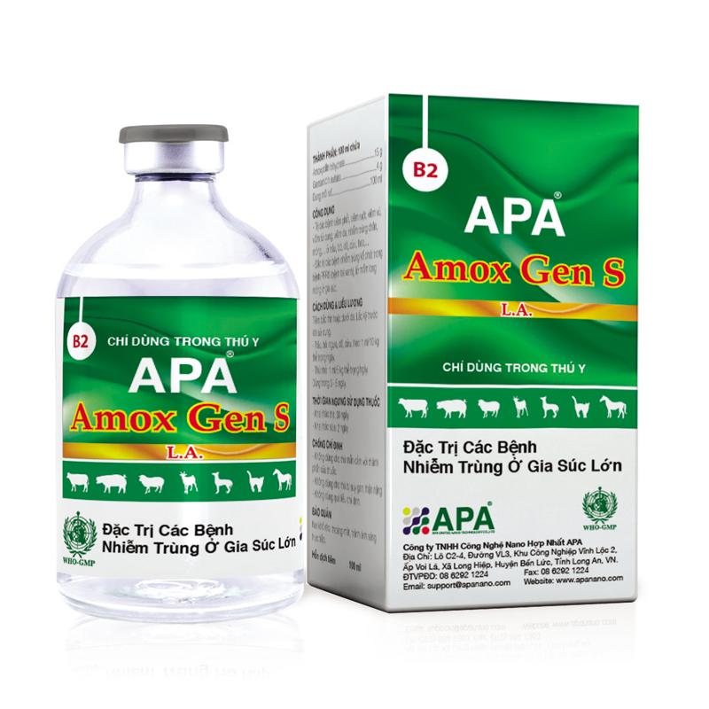 APA Amox Gen S