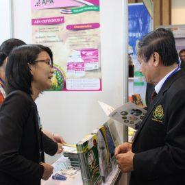 APA – Honored exhibitor at Livestock Cambodia 2016