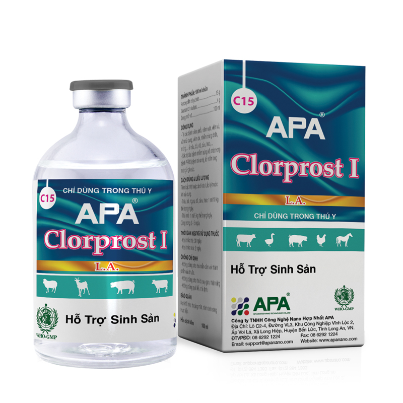 APA CLORPROST I