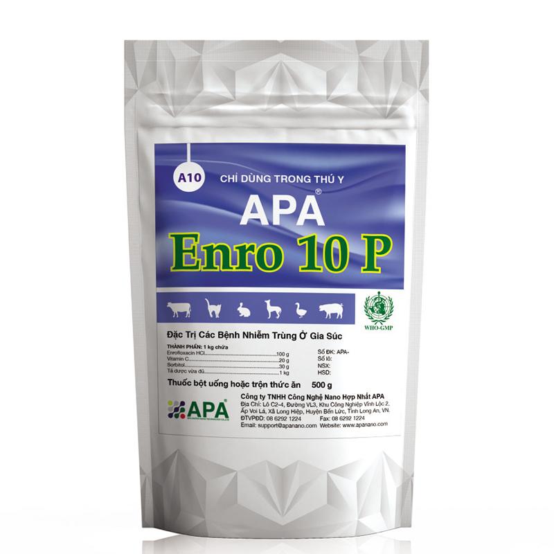 APA ENRO 10 P