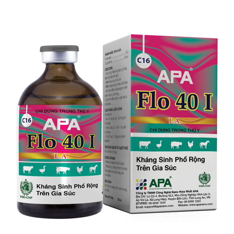 APA FLO 40 I