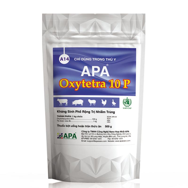 APA OXYTETRA 10 P