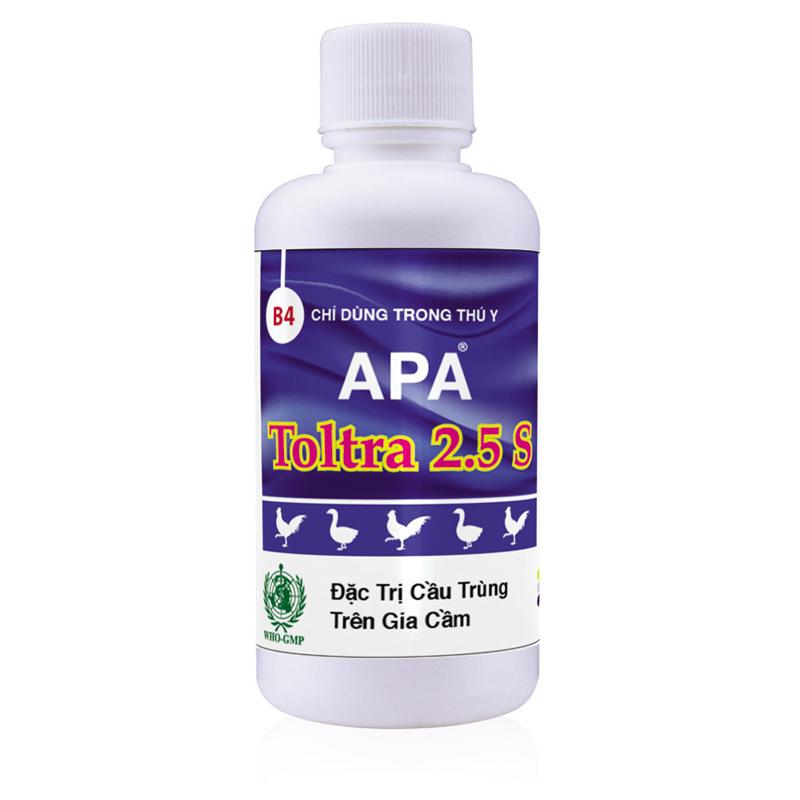 APA Toltra 2.5 S