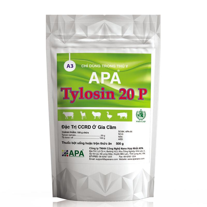 APA TYLOSIN 20 P
