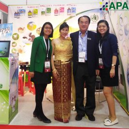 APA's success in VET ME 2017 – DWTC Dubai