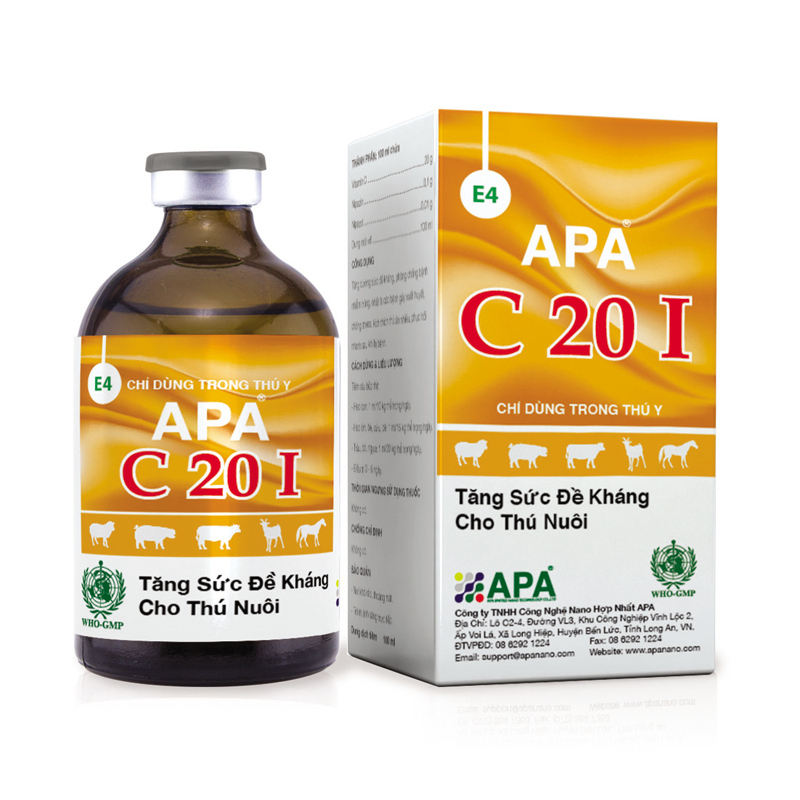 APA C 20 I