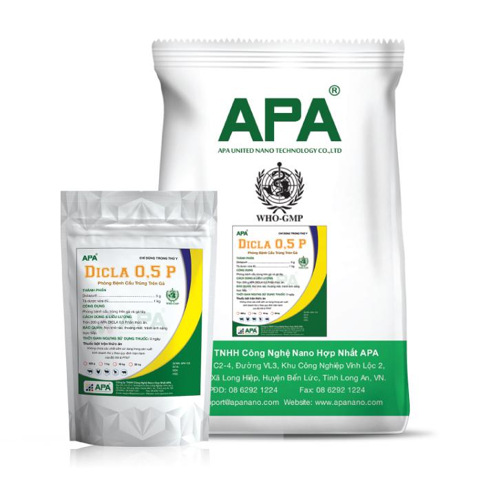 APA-DICLA-0,5-P