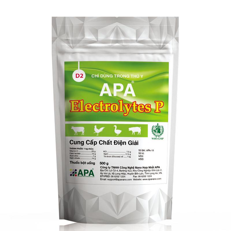 APA Electrolytes P