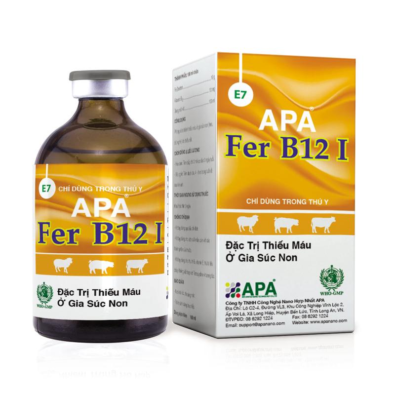 APA Fer B12 I