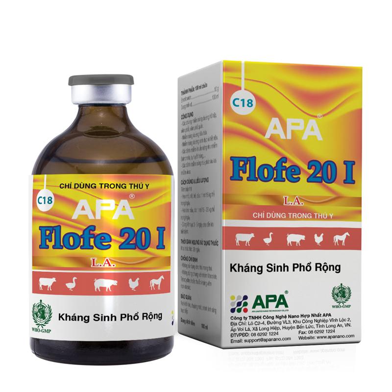 APA FLOFE 20 I