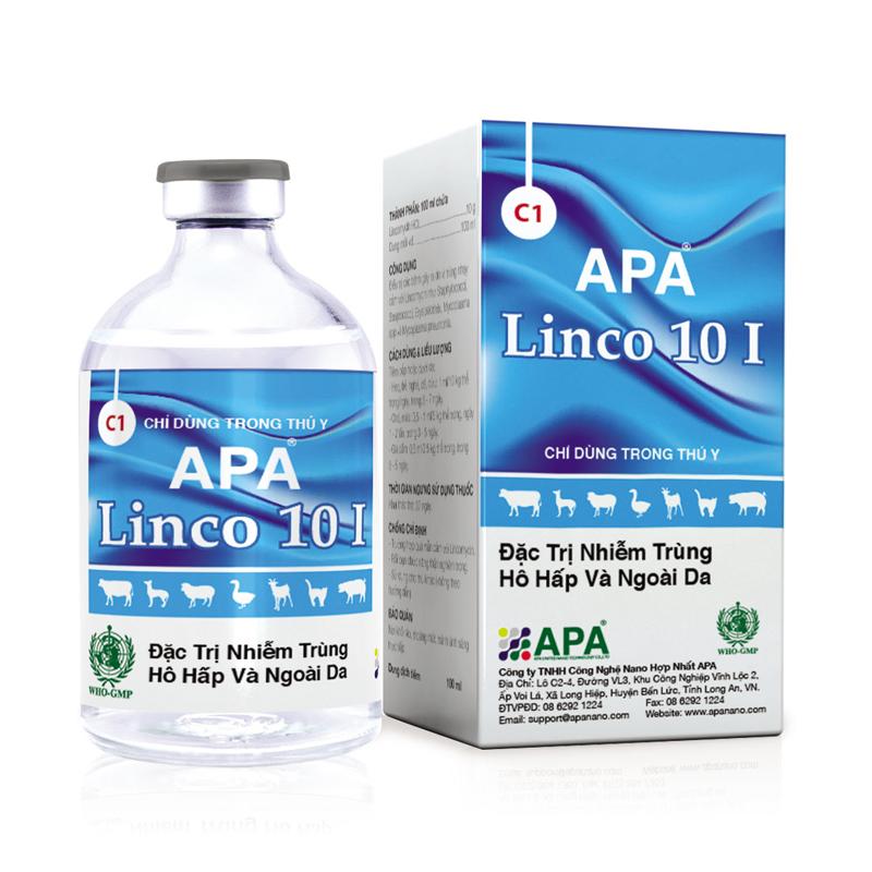 APA Linco 10 I