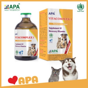 (English) APA VITACOMPLEX I